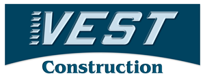 Vest Construction Logo