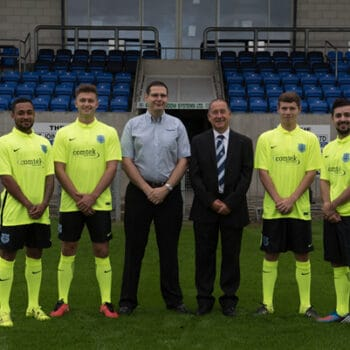 Bishops launch new away strip
