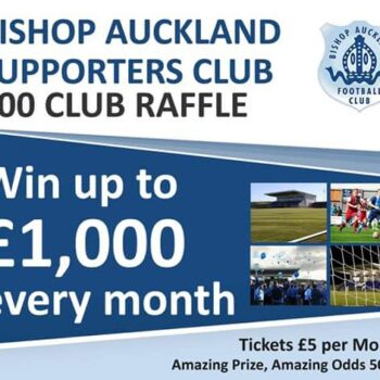 Download your 500 Club membership form now