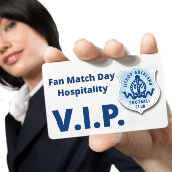 The Ultimate Fans Match Day Experience – At Bishop Auckland Football Club
