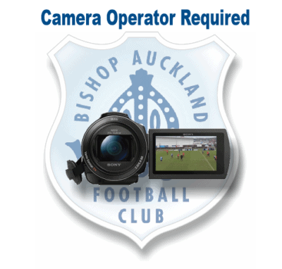 Volunteer Camera Operators Required