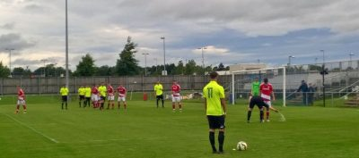Bishop Auckland v Middlesbrough Under 23