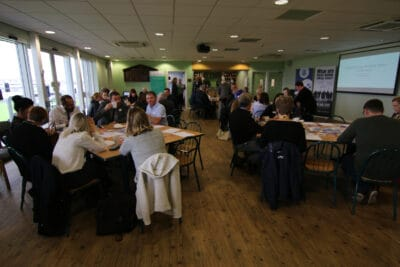 Club Hosts High Profile Regional Conference