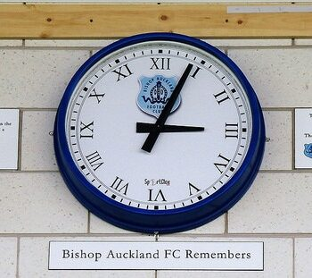 Commemorative Clock
