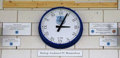 Commemorative Clock