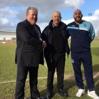 CLUB TEAMS UP WITH KING JAMES I ACADEMY ELITE FOOTBALL PROGRAMME