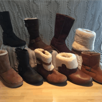 UGG Boot Sale at HP