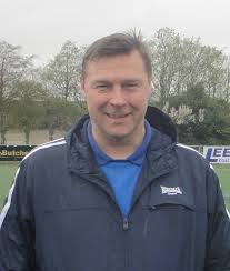 Ian Chandler is our new team manager