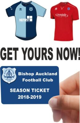 2018/2019 Season Tickets and Replica Shirts now on Sale