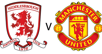 Middlesbrough U23 v Manchester United U23 at Heritage Park this Sunday 1pm Kick Off