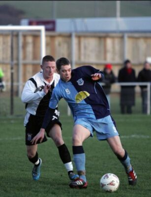 New Signing Arran Wearmouth