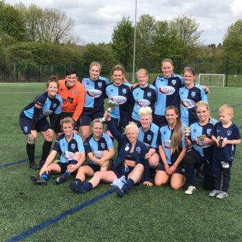 Ladies Manager swansong results in Subsidiary Cup success