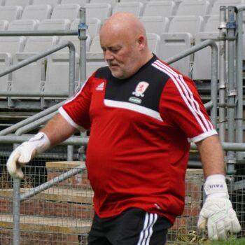 """<strong class=""""sp-staff-role"""">Goalkeeper Coach</strong> Paul Pringle – Goalkeeper Coach"""